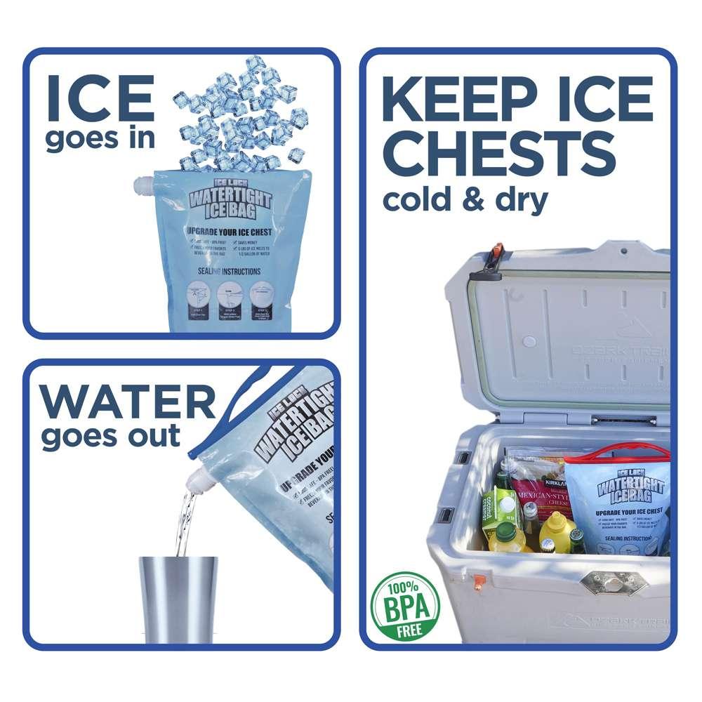 Ice Lock Main Features